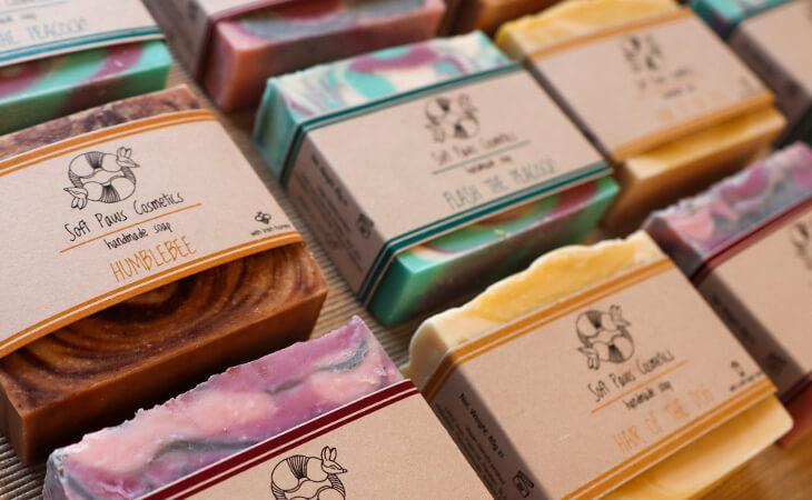 Handmade Soaps - Wexford